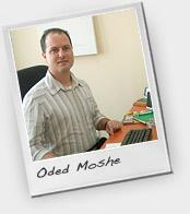 Oded Moshe