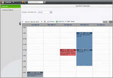 Calendar and Scheduling