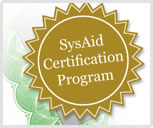 SysAid Certification Program